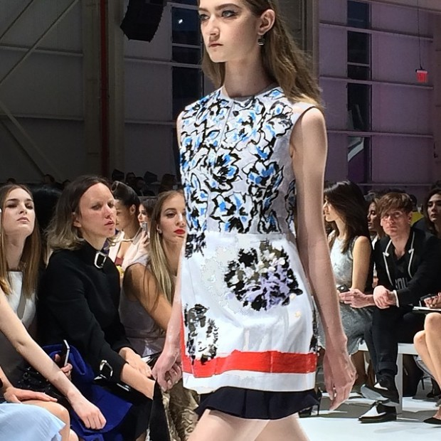 Christian Dior Resort 2015 New York