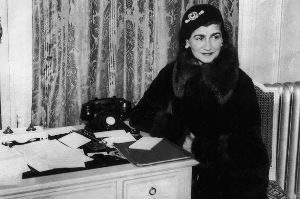 Fashion designer Coco Chanel -1746254
