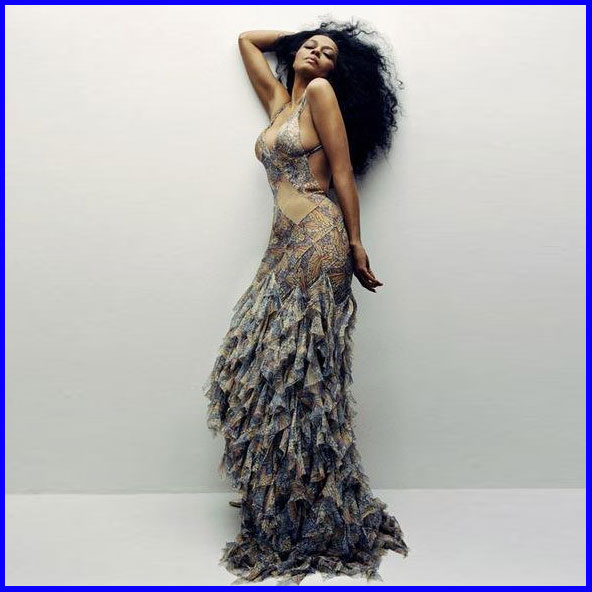 DIANA ROSS FASHION ICON - Fashionsizzle