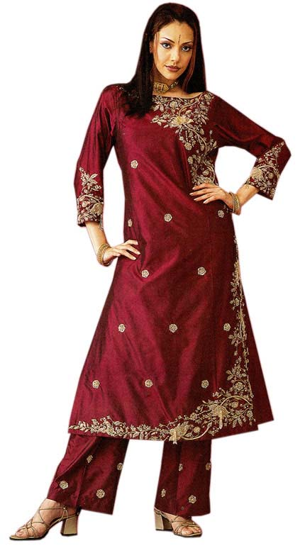 Embroidered-Salwar-Kameez