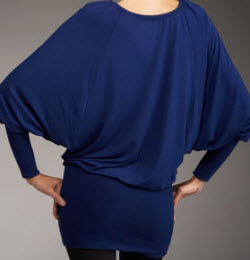dolman sleeve sweater1 Different Types Of Sleeves