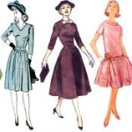 Types of dresses for  Different waistlines