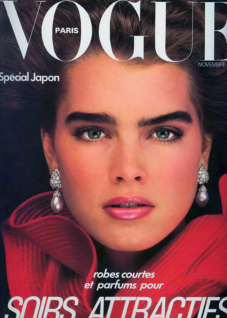 Vintage Brooke Shields - Fashionsizzle-6688