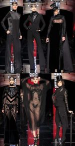 Jean Paul  Gaultier Fall 2012 Couture show #PFW