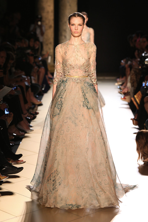 Elie saab haute couture f w 2012 13 fashionsizzle for Haute couture members