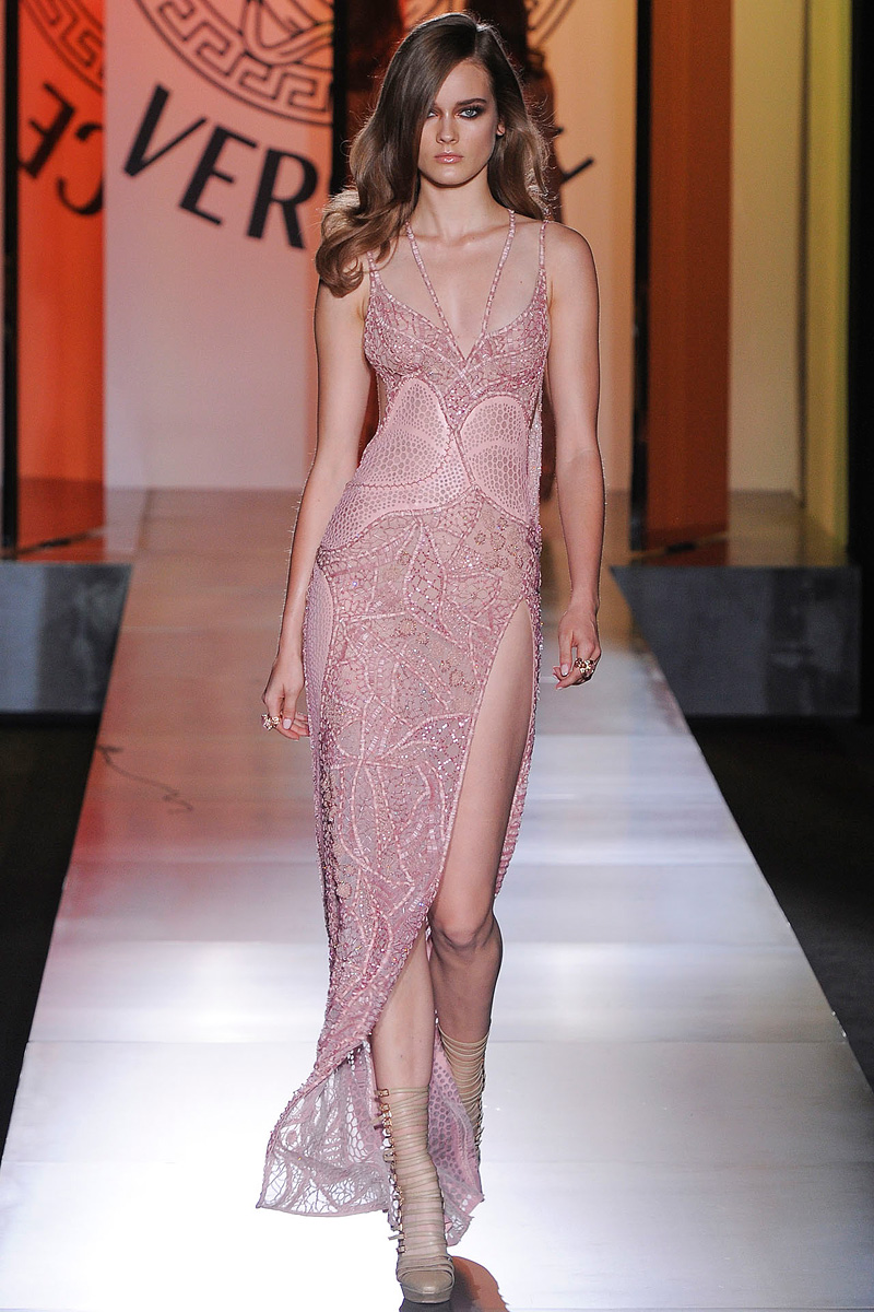Versace Fall 2012 Couture Fashionsizzle