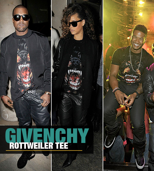 36e28123 Givenchy Women's Rottweiler T Shirt | The Art of Mike Mignola