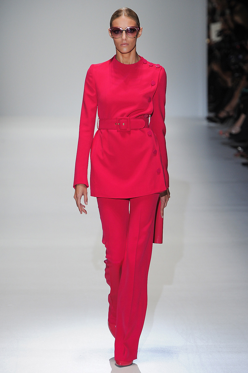 GUCCI WOMEN SS 2013 FASHION SHOW - Fashionsizzle