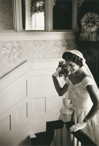 Ann  Cole  Lowe Black Designer who designed The wedding dress of Jacqueline Bouvier when she married JFK