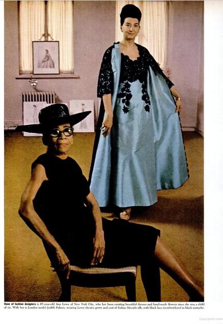 Ann cole lowe black designer who designed the wedding for Jackie o wedding dress designer