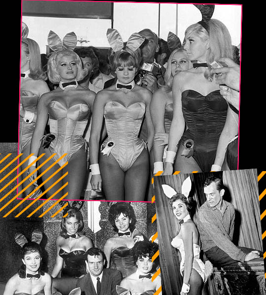 zelda wynn playboy costumes1 Zelda Wynn Valdes first black  Fashion designer and costumer to open her own shop