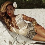 Beyonce named the new  Face of H&M
