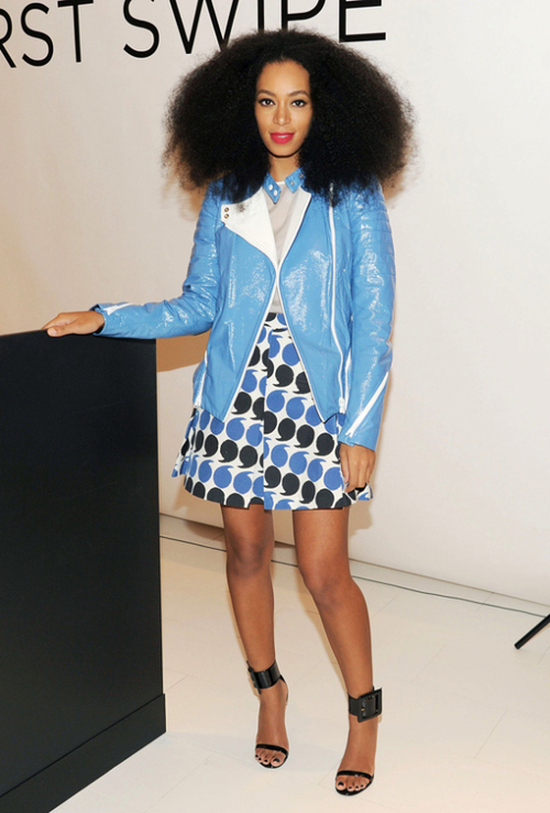 Solange Knowles Fashion Style Fashionsizzle