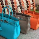 Celebrities with Birkin Bags