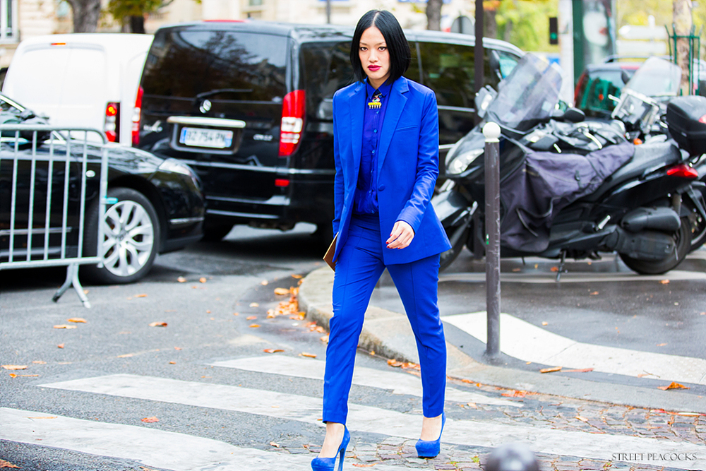 tumblr mi2ns8HwOA1rbqfkqo1 12801  Fashion Week Blue Street style