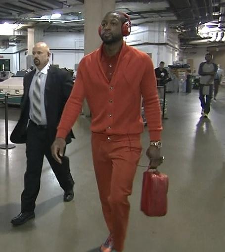 Dwayne Wade Fashion Style Fashionsizzle