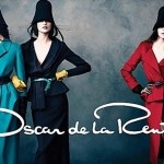 The latest Oscar de la Renta campaign came out, exclusively on Instagram.
