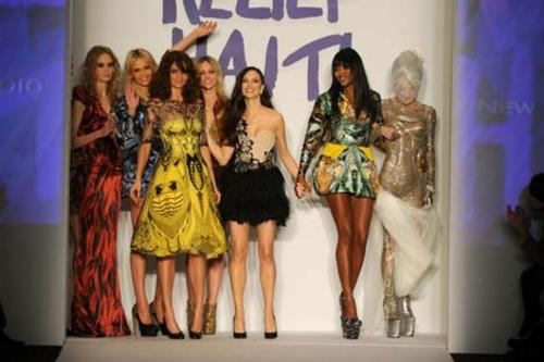 Mercedes-Benz Fashion Week Fall 2010 - Official Coverage - Runway - Day 2