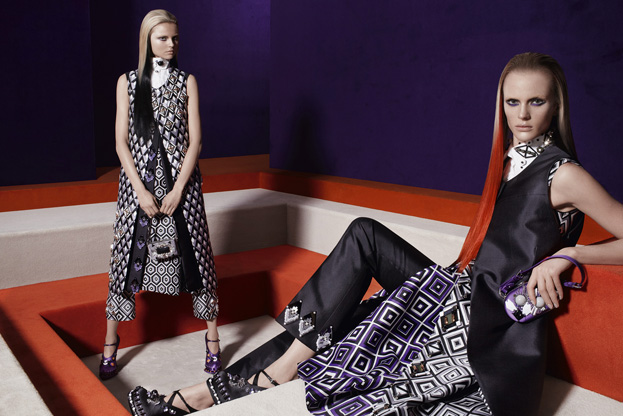 Prada+Womenswear+Fall+2012+Ad+Campaign+1