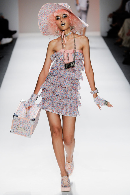 betsey johnson-spring-2014