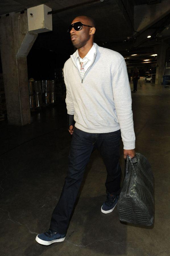 Kobe Bryant Fashion Style Fashionsizzle