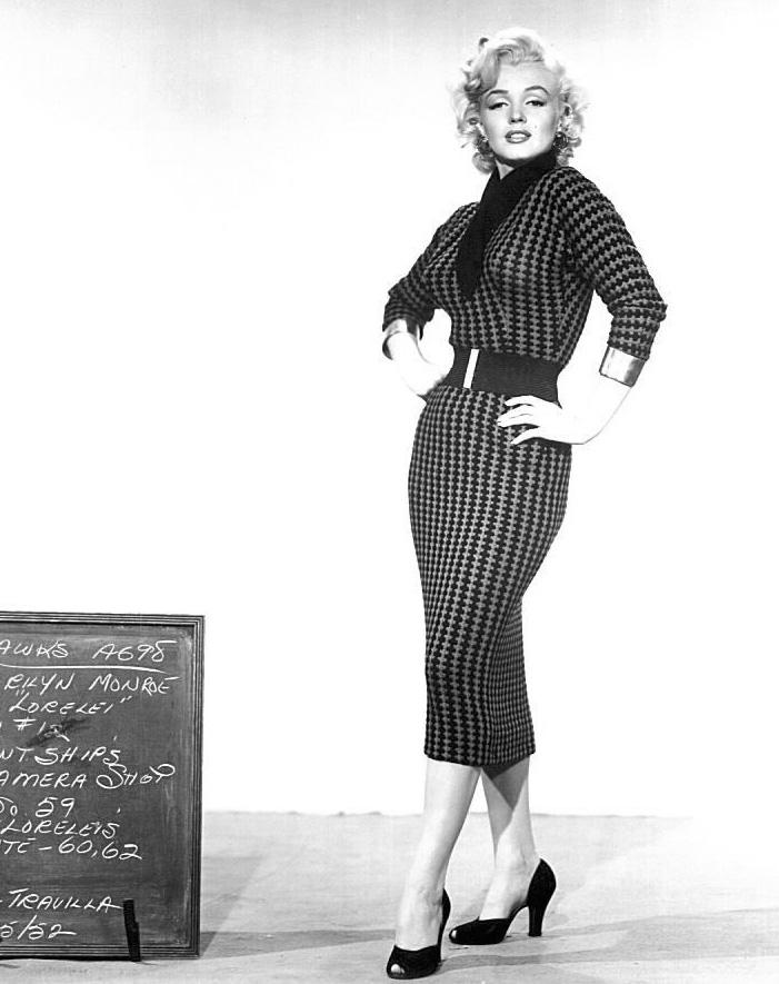 marilyn-monroe-fashion-style