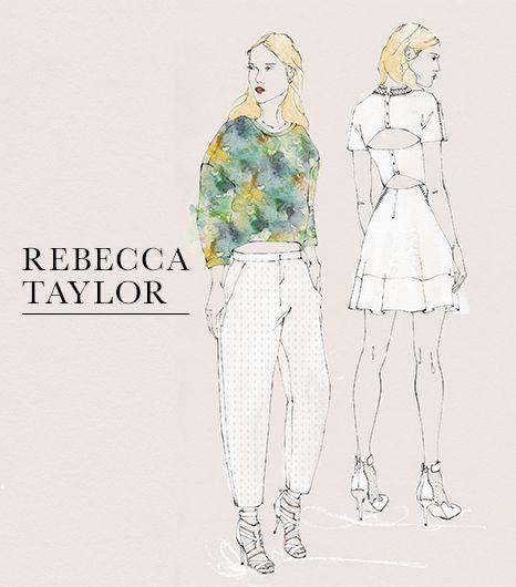 rebecca-taylor-sketch-spring 2014