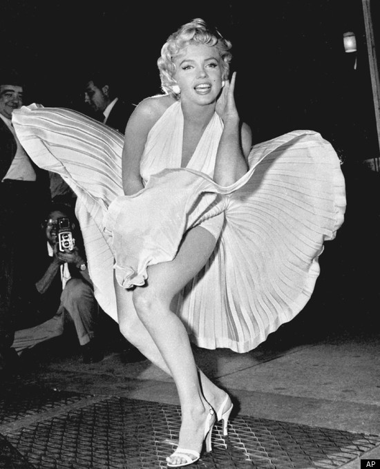 MARILYN-MONROE-SUBWAY-DRESS