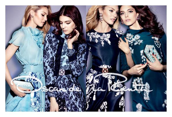 Oscar+de+la+Renta+Fall+2012+Campaign+1
