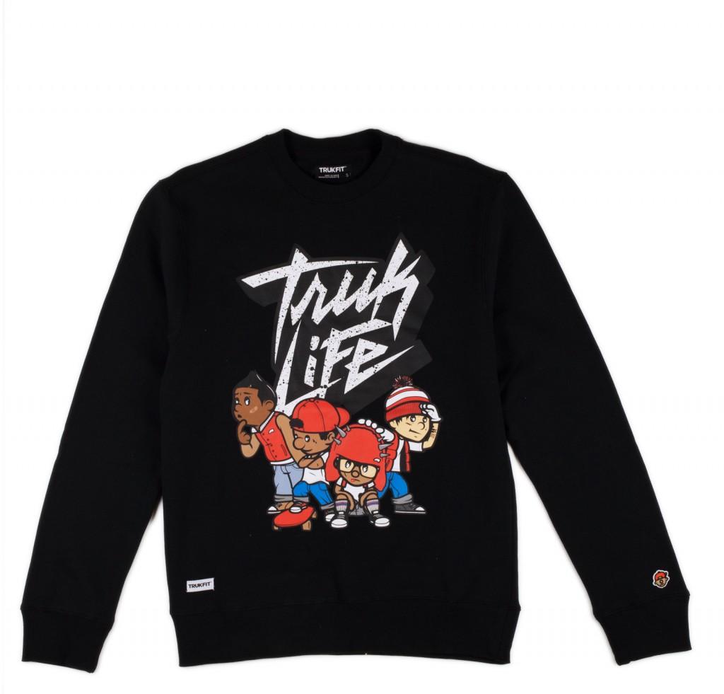 Trukfit-The-Crew-Crew-Neck-Fleece-Black