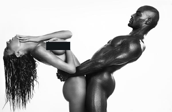 Tyson-Beckford-and-transgender-model-Ines-Rau