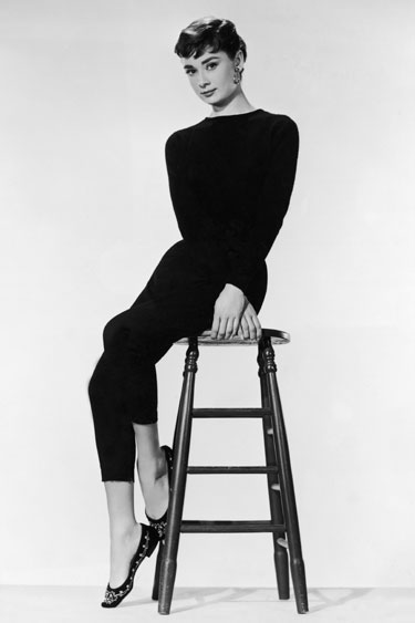 audrey-hepburnAudrey Hepburn Fashion Icon