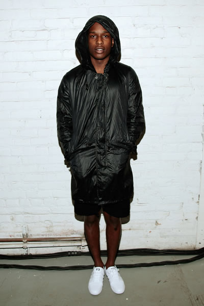 Rocky has also directed music videos for himself, Danny Brown and