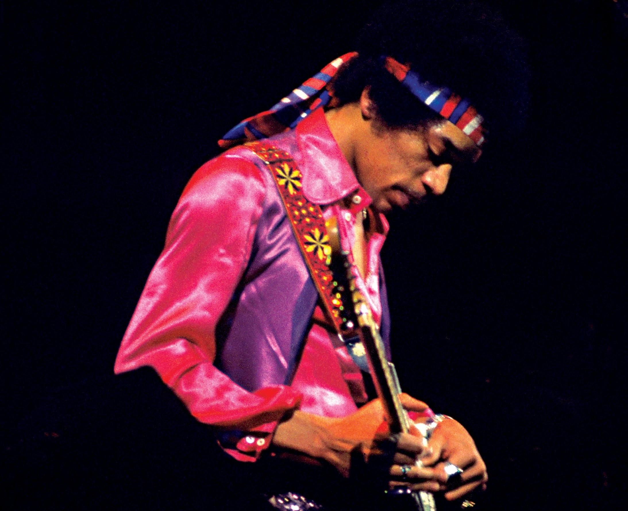 Jimi Hendrix Fashion S...