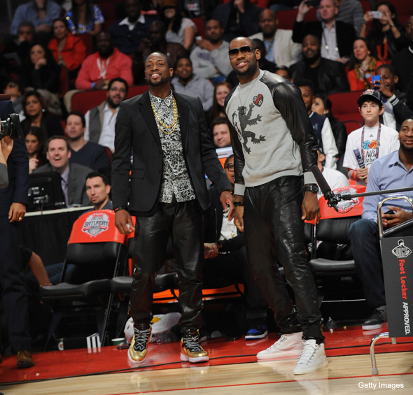 lebron-and-dwyane-in-leather-sweats