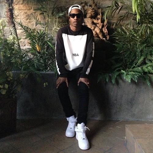 Asap Rocky Fashion Swag Fashionsizzle