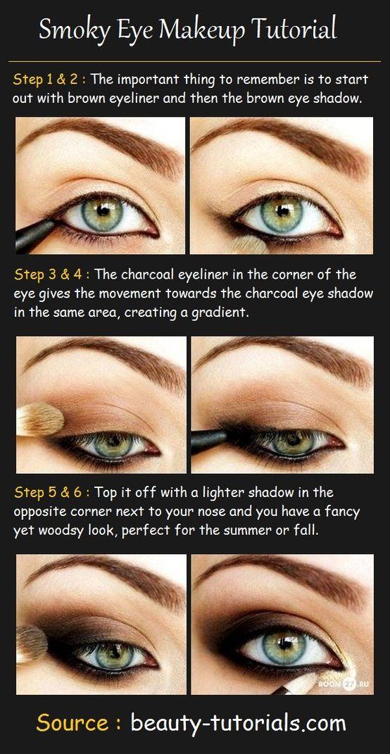 smoky-eyes