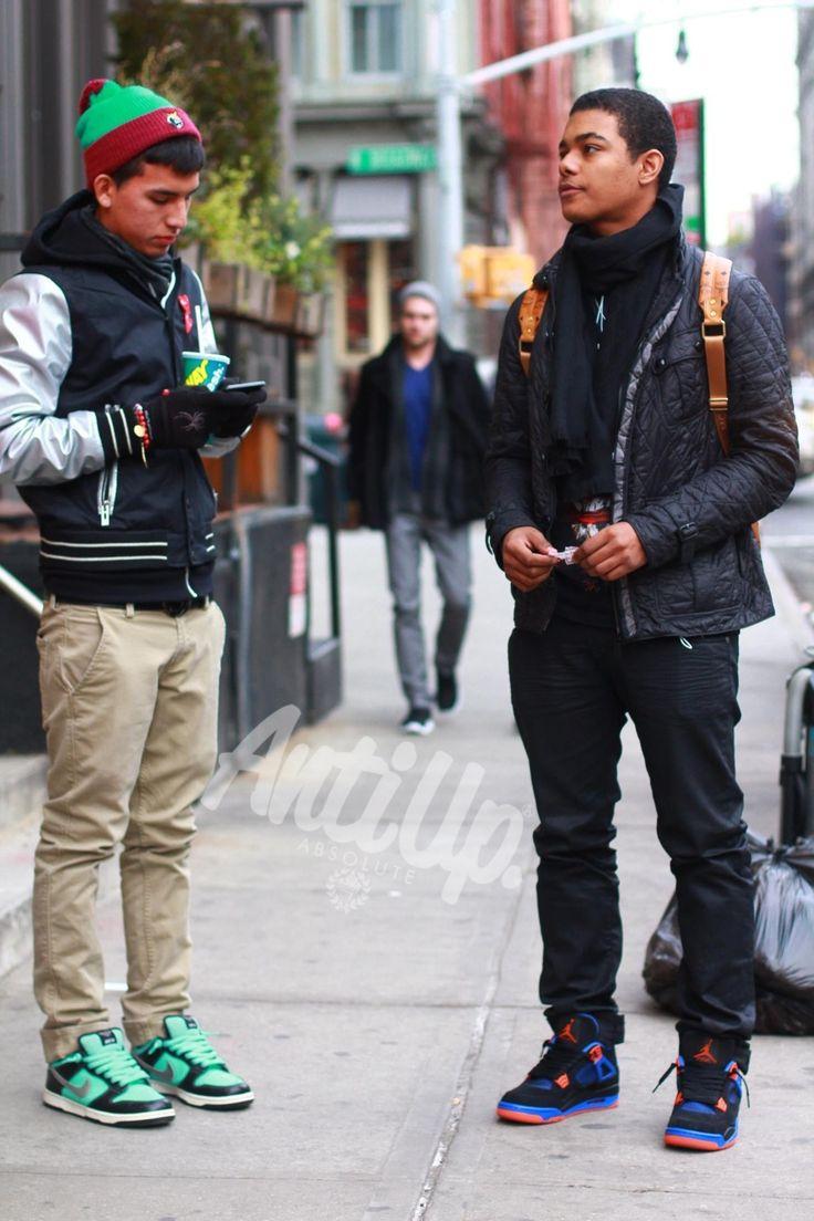 Street Style Menswear Fashionsizzle
