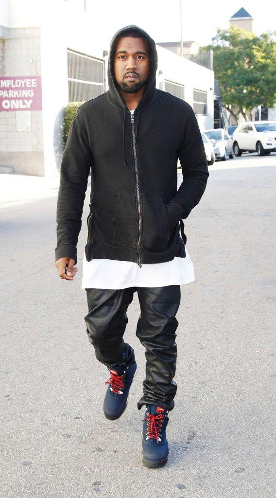 Kanye West Fashion Sty...