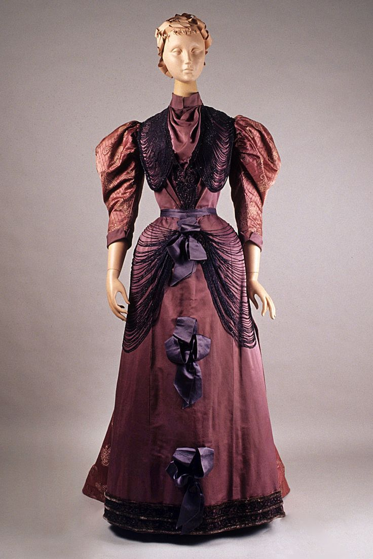 1890 S Gowns Fashionsizzle