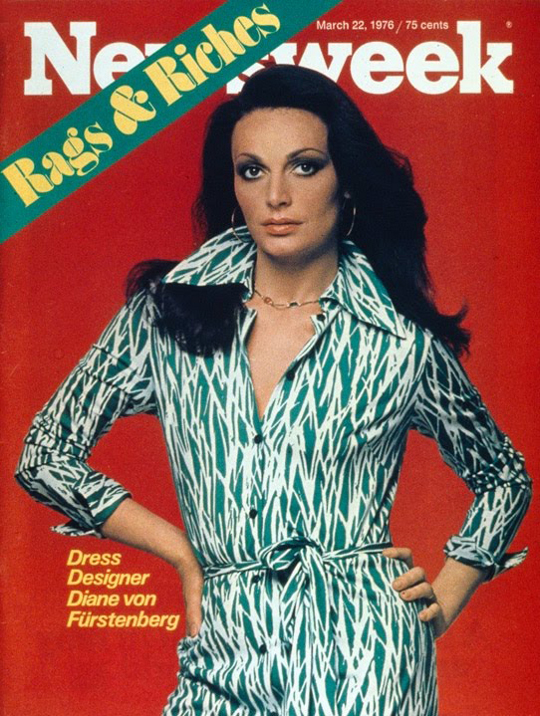1970s-fashion-DVF-newsweek-magazine