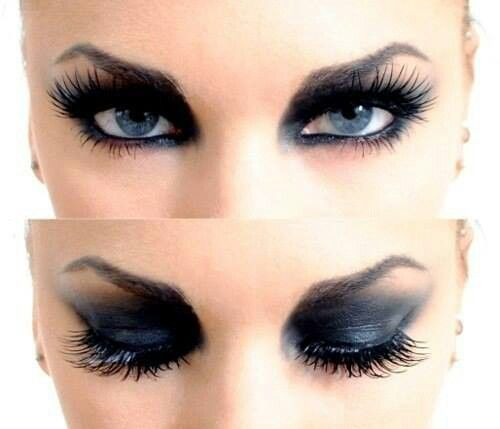 smoky -eyes