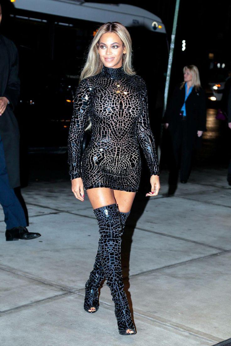 Beyonce rocking Tom Ford