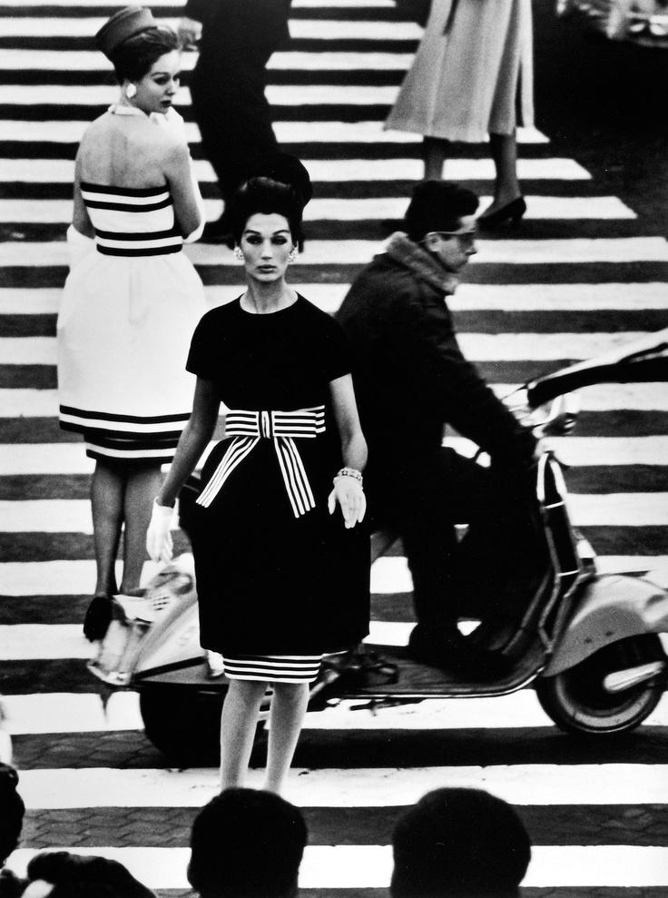 Nina + Simone, Piazza di Spagna, Rome, 1960