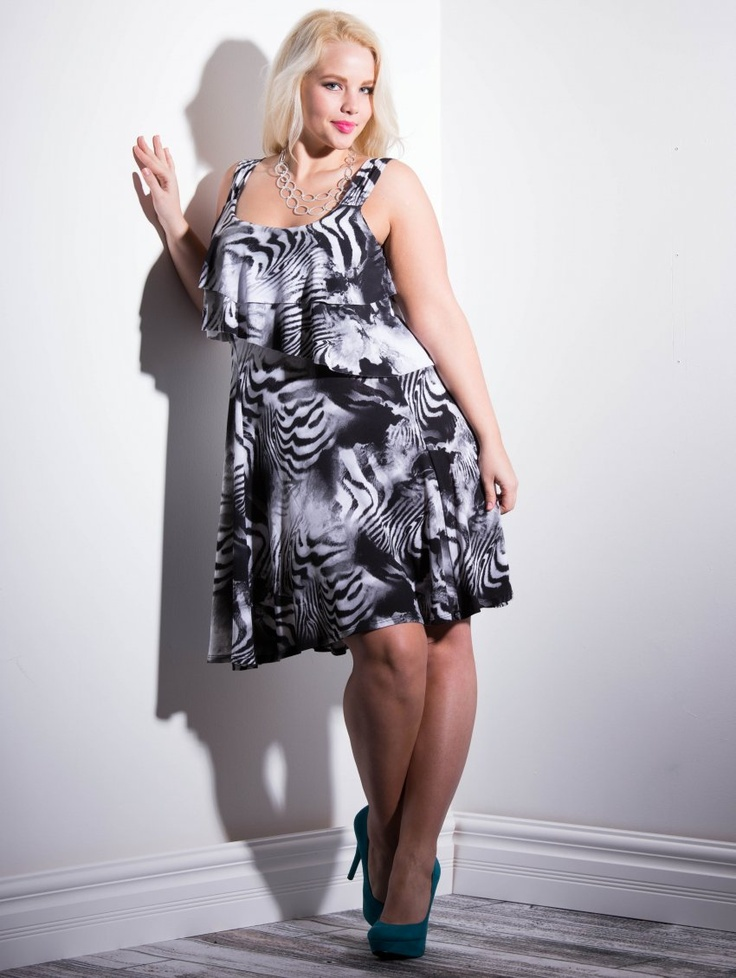 Cute-Plus-Size-Summer-Dresses