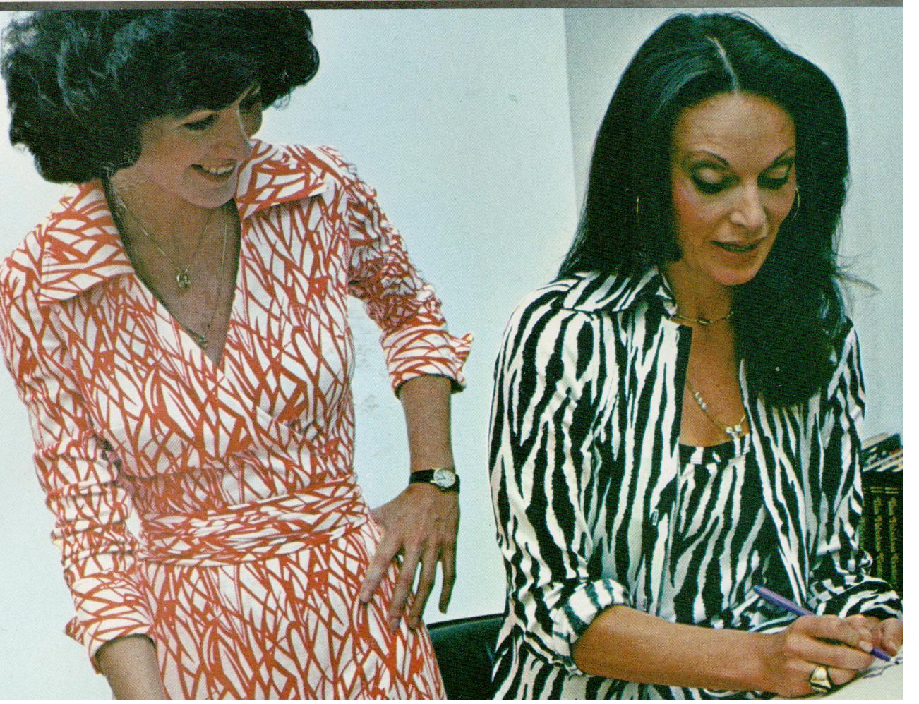 diane-von-furstenberg-wrap dress