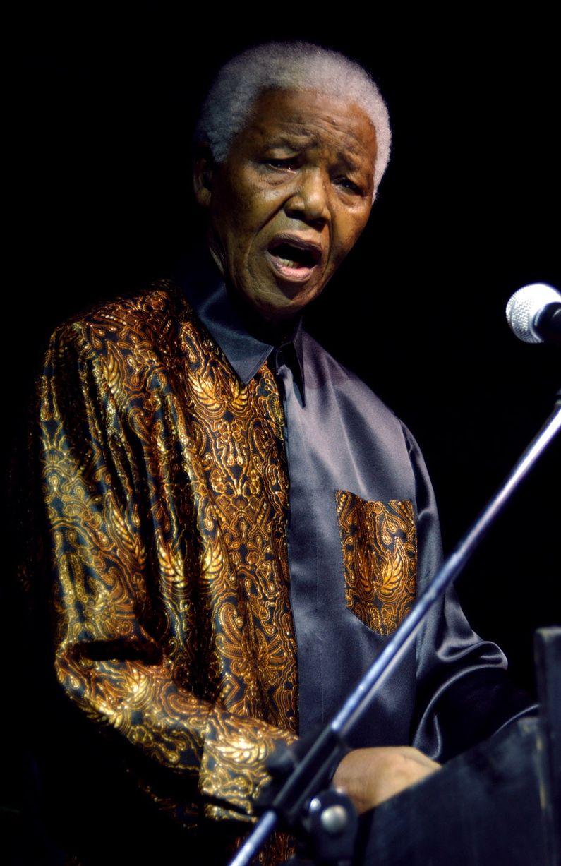 Nelson Mandela-