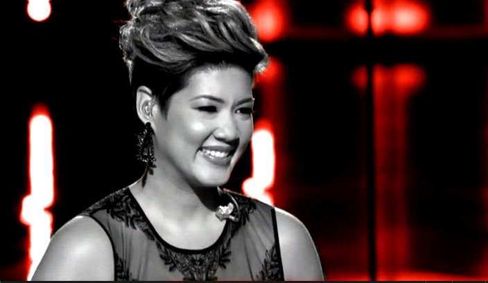 Tessanne Chin The Voice journey 1 Tessanne Chin Hair