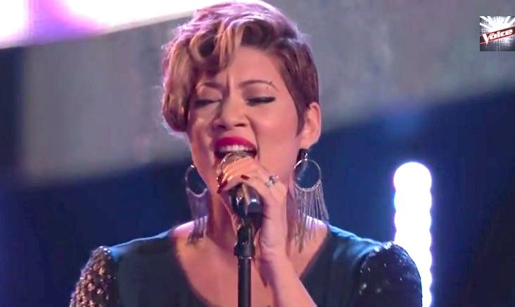 Tessanne one day Tessanne Chin Hair