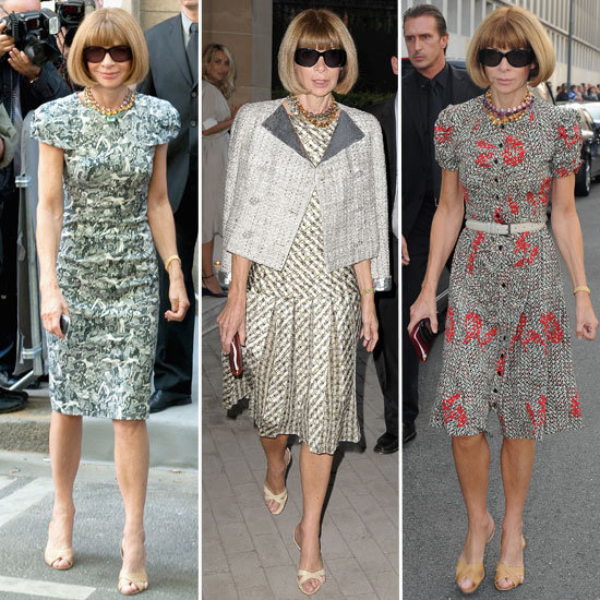 Who-Anna-Wintour-editor--chief-US-Vogue-since-1988-Why-we-love-her-What-Fashion-Week-without-editrix-chief-She-style-world-institution-spotting-signature-bob-any-show-treat-Key-pieces-Always-totally-polished-perfectly-